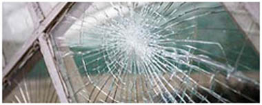 Rossendale Smashed Glass